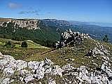 путешествие по крыму гора тырке плато караби с горы южная демерджи